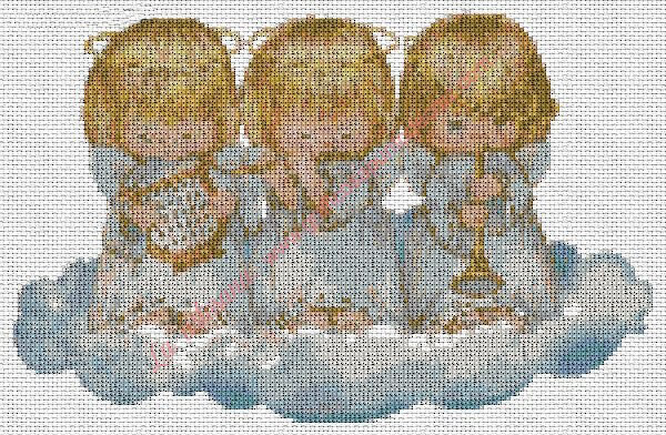 Angelitos infantiles