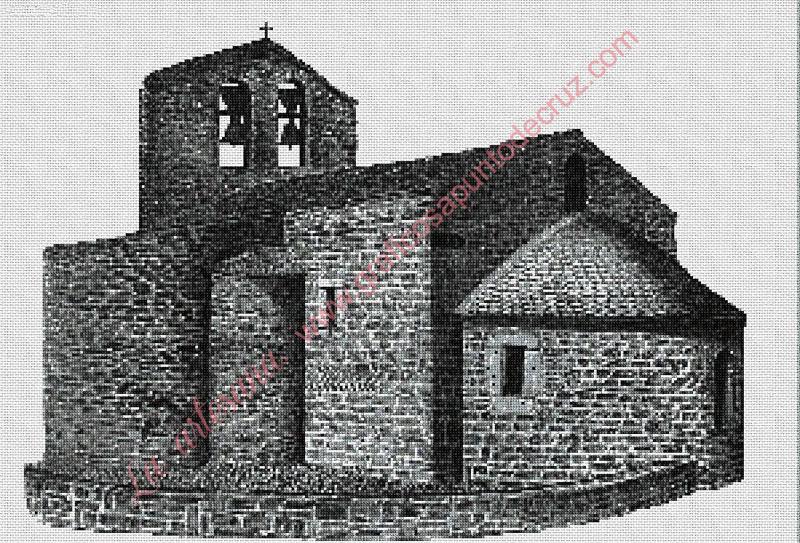 Dibujo Ermita