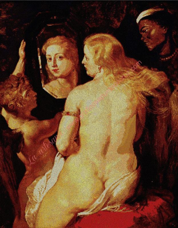 Venus espejo de Rubens