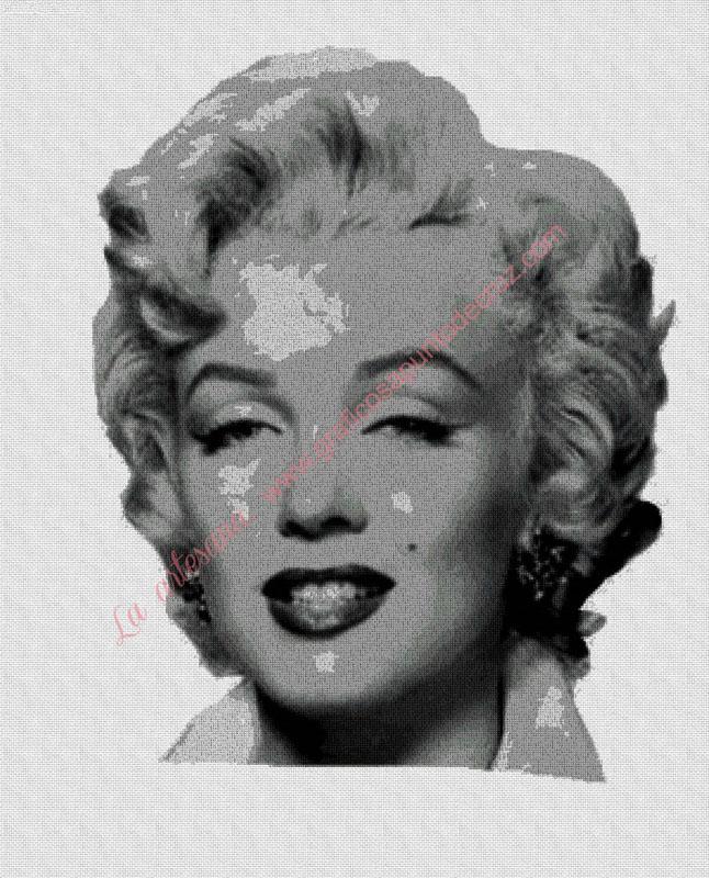 Marilyn Monroe, retrato