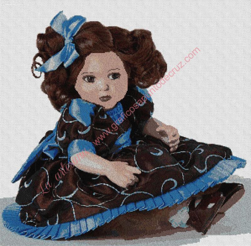 Muñeca de época
