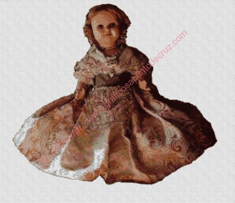 Muñeca valenciana