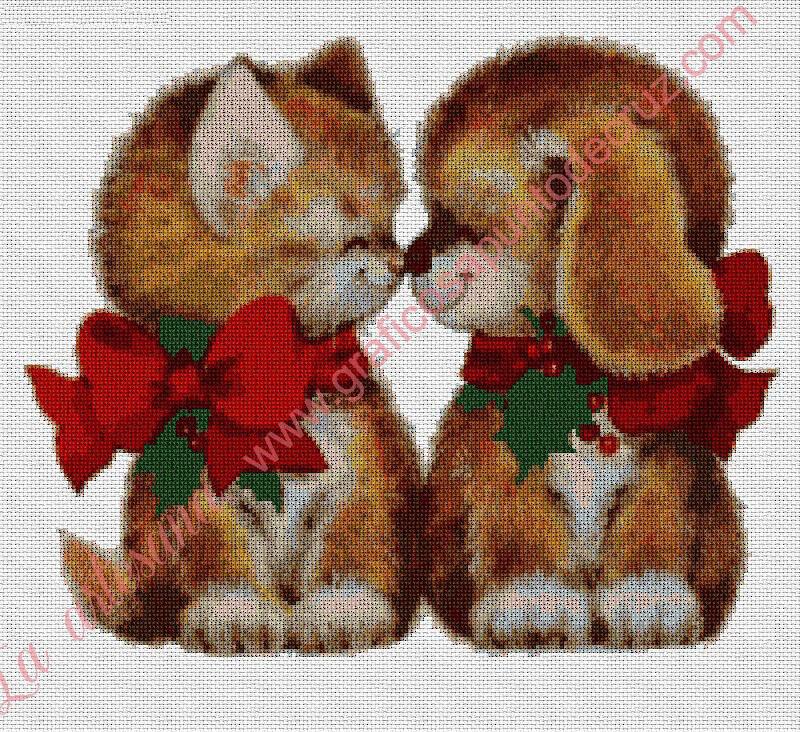 Animalitos en Navidad