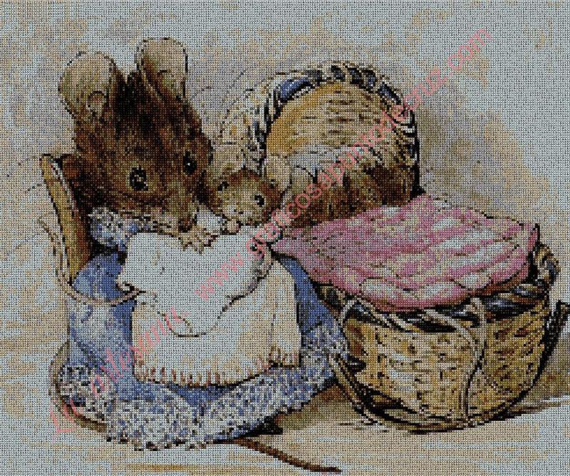 Acostando al ratoncito